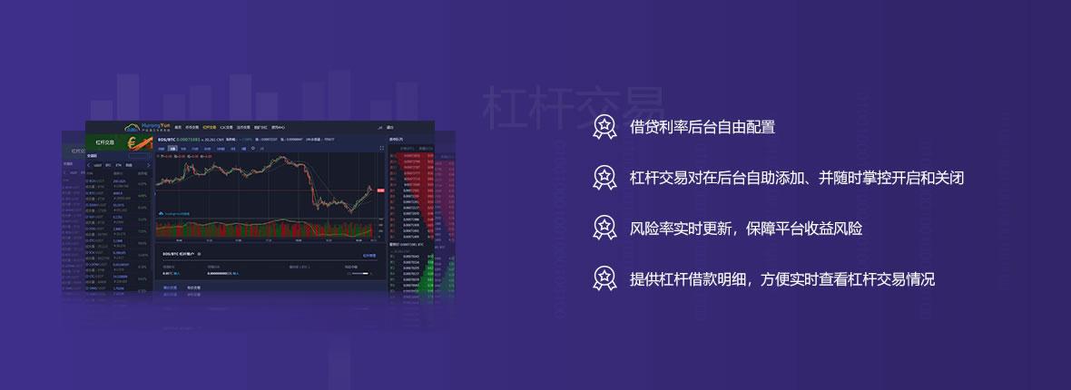 数字货币杠杆交易系统